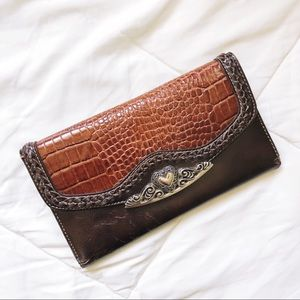 Western Leather Wallet